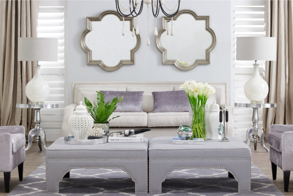 Shop the look hamptons style the interior designer for Decor zippay