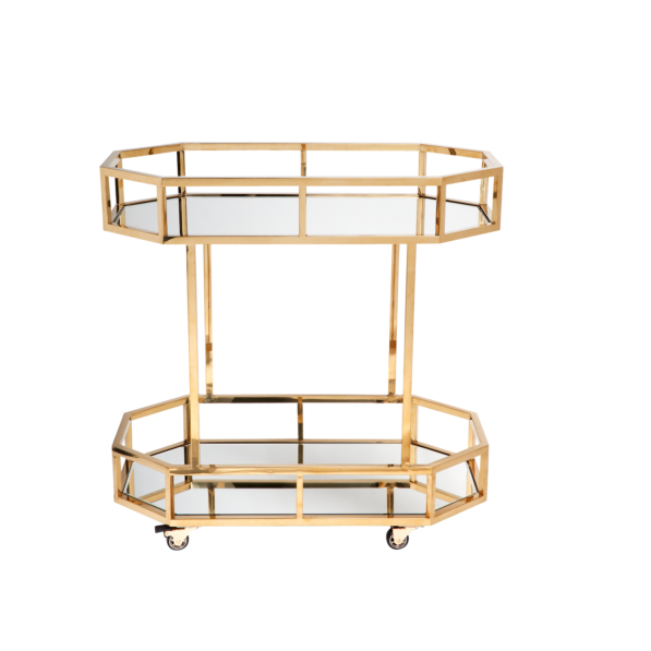 Furniture Stores Australia - Brooklyn Drinks Trolley