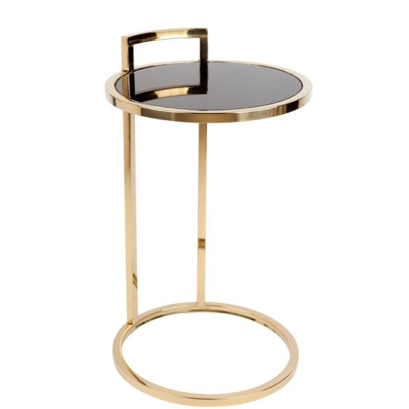Max Side Table In Gold