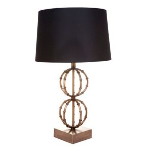 Lela Lamp - Gold