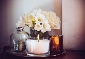 Brighten Up Your Home Décor with Candles