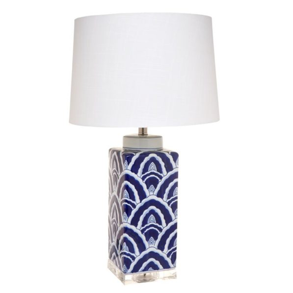 Diana Agate Table Lamp