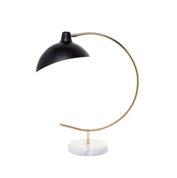 Seville Curved Base Table Lamp