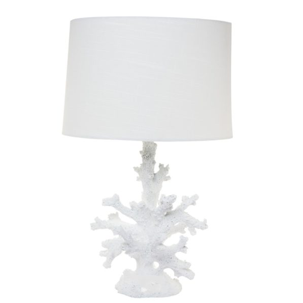 Cairns Coral Style Table Lamp