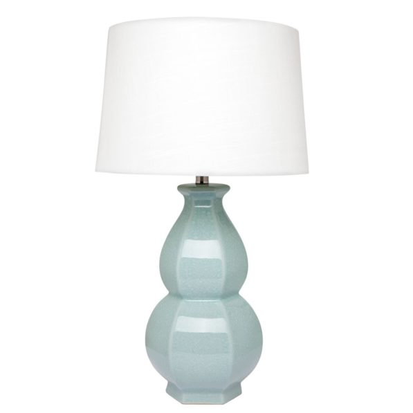 Erica Table Lamp - Mint Green