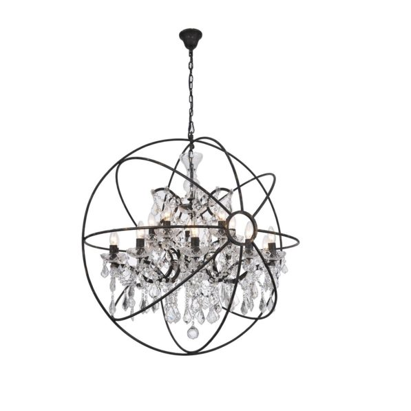 Oscar 15 Arm Chandelier