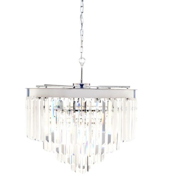 Medium Collette Crystal Pendant