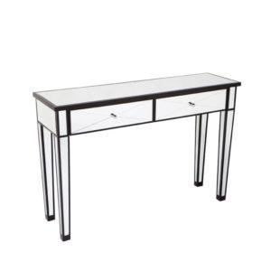 Apolo Mirrored Console Table