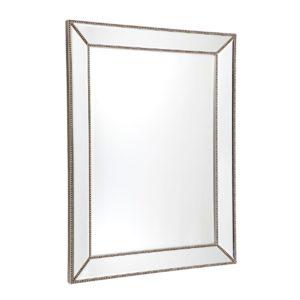 Zeta Beaded Mirror