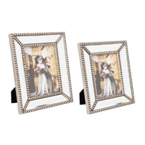 Zeta Mirrored Photo Frame