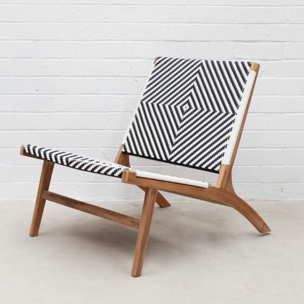Zahara Outdoor Lounge Chair