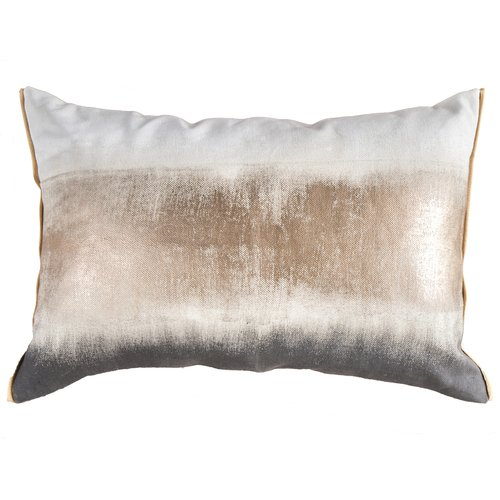 Palam Lumbar Cushion - Rose Gold