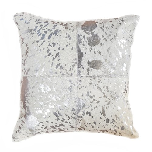 Tiffany Hide And Foil Block Cushion