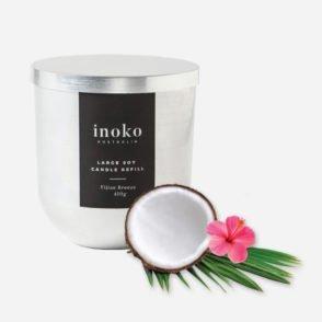 Inoko Soy Candle Fragrance Refills - Large