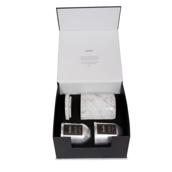 Inoko Marble Gift Set - Large