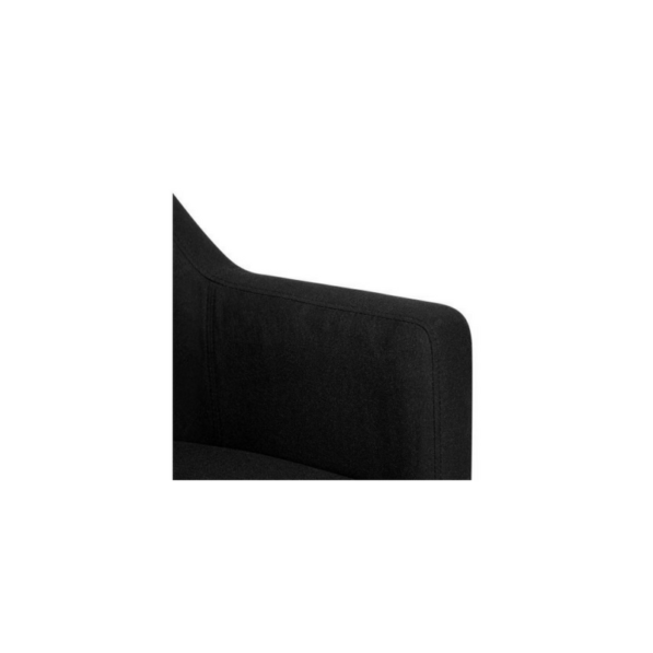 Adell Armchair Black