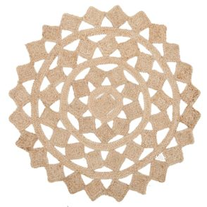 Atrium Tessilate Round - Natural